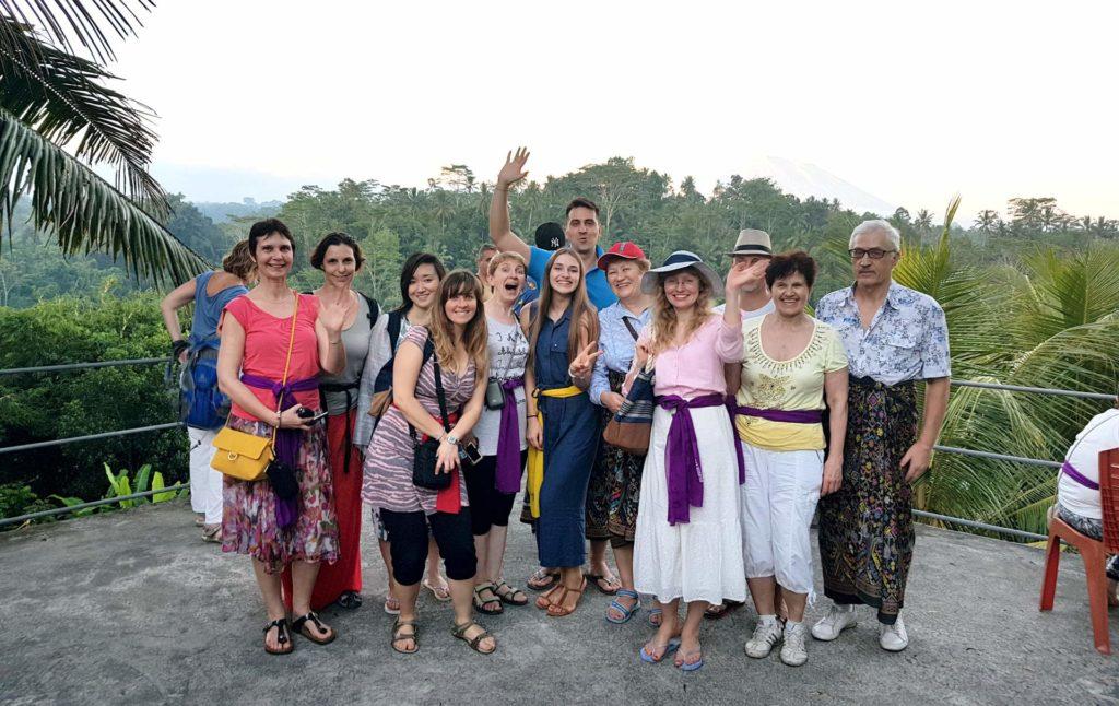 Тур для зрения на о.Бали, 2018