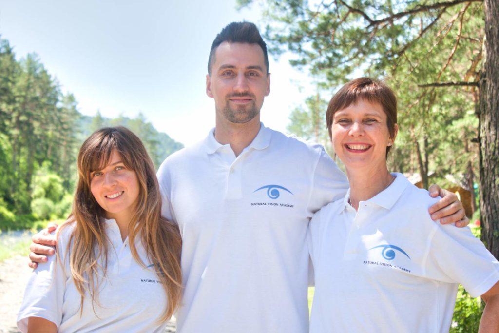 Команда Академии зрения
