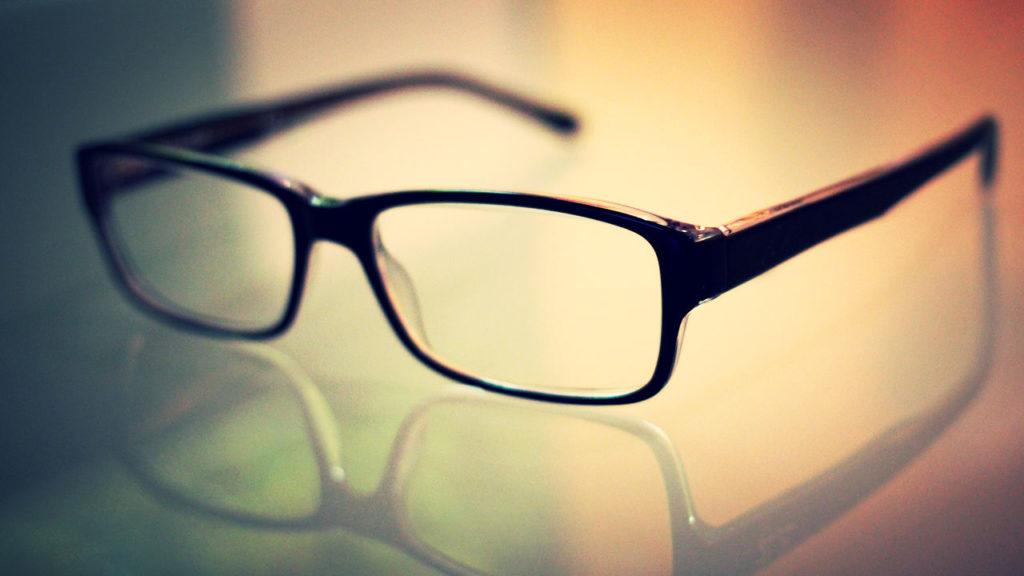 Более слабые очки